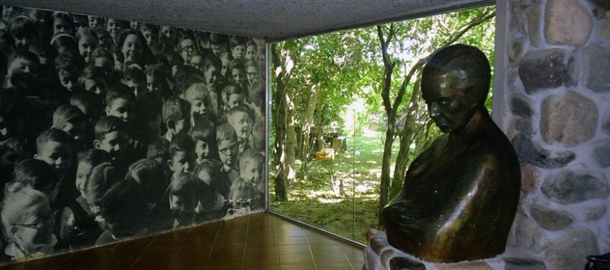 Exposición conjunta de escultura y tapices ornamentales se presenta en Museo Gabriela Mistral