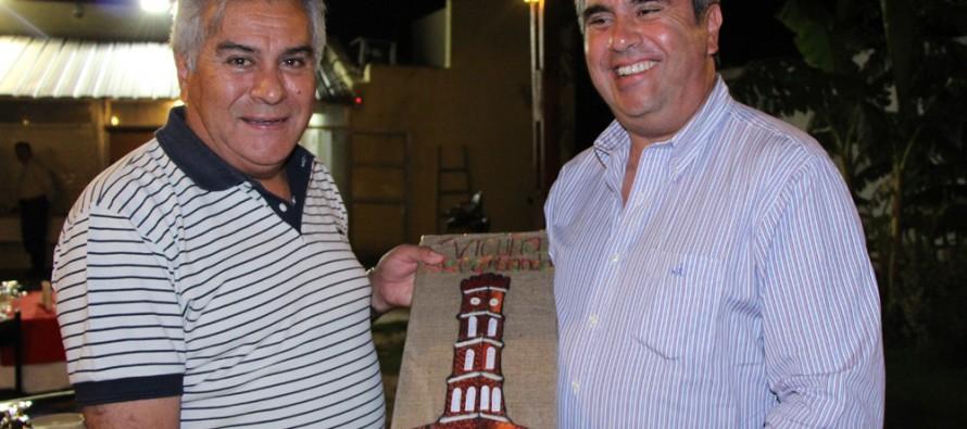 Vicuña retomará lazos de hermandad con departamento de Iglesia en Argentina