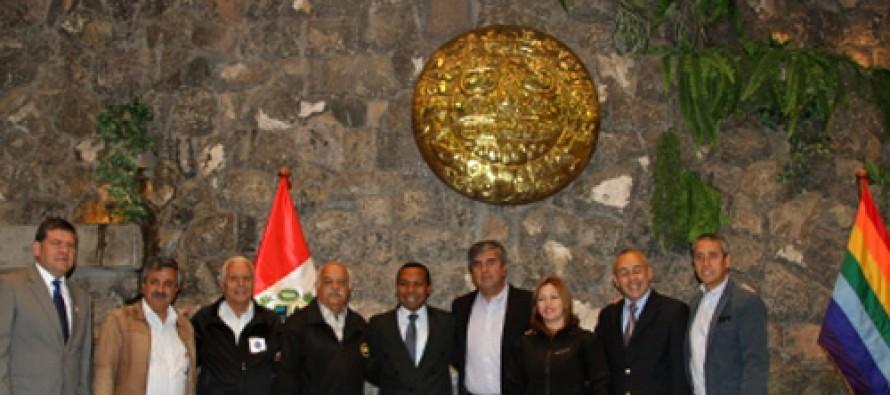 Vicuña se convierte en la primera comuna chilena en realizar convenio con el Cusco