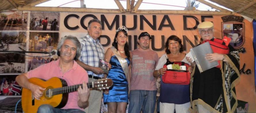 Feria Costumbrista de Paihuano cierra con ovacionada actuación de Tito Fernández