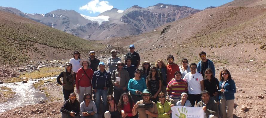 Conmemoran día Internacional de los Humedales en Embalse La Laguna
