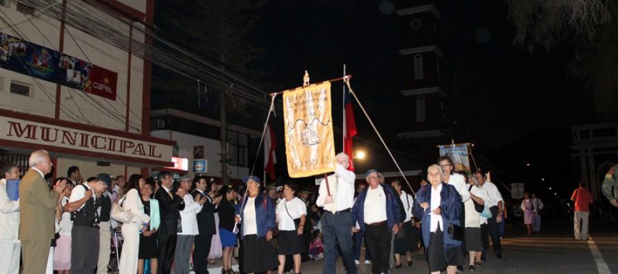 Vicuña celebra 193 años con actos protocolares y homenajes a ciudadanos e instituciones