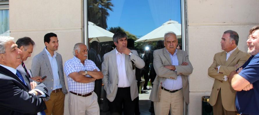 Alcaldes y Subdere comienzan a trabajar en lo que será el desarrollo del Valle del Elqui