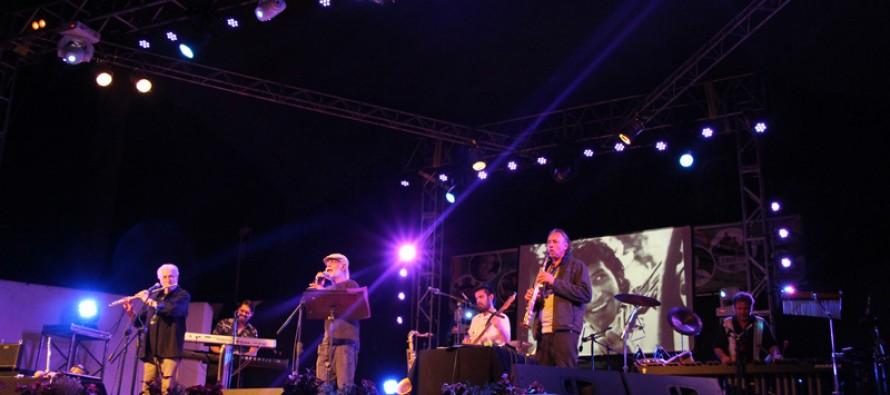 Congreso deleita al publico elquino con su música en la segunda noche de Concert Valle