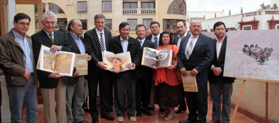 Presentan libro fotográfico basado en la vida de los crianceros de la Región de Coquimbo