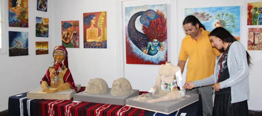 Casa de la Cultura se convierte en constante sala de exposiciones durante el verano