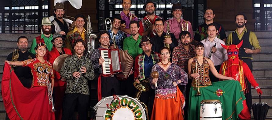 """""""Banda Conmoción"""" y """"Movimiento Original"""" se unen a la festividad del Carnaval Elquino 2014"""