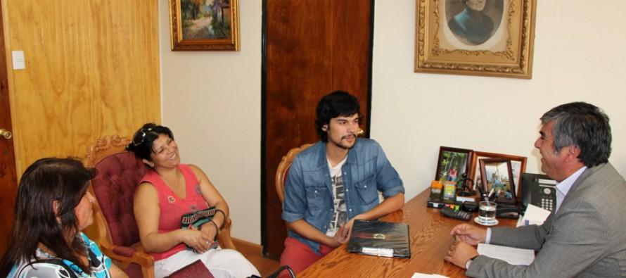 Convenio con Universidad de San Juan da sus primeros frutos con estudiante vicuñense