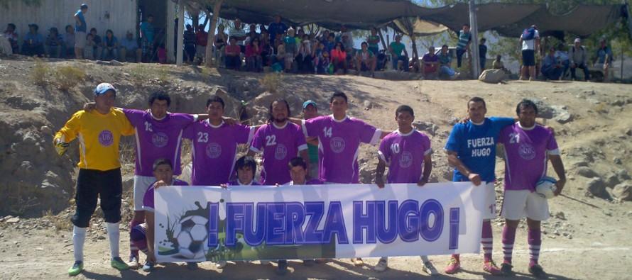 Con homenaje a Hugo León se inició el torneo ANFA Vicuña 2014