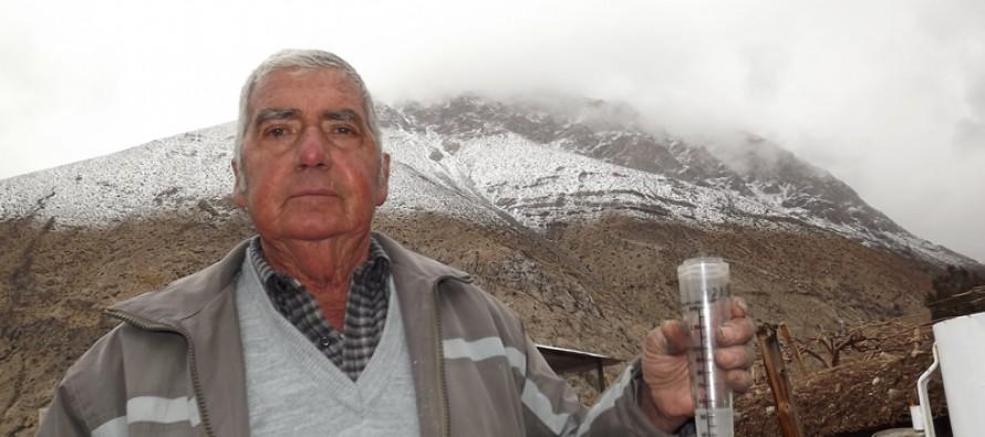 Prevén temporada normal de precipitaciones para invierno 2014 en la Región de Coquimbo