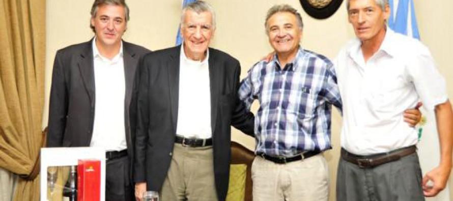 Paihuano continúa con plan de hermanamiento con la Provincia de San Juan, Argentina