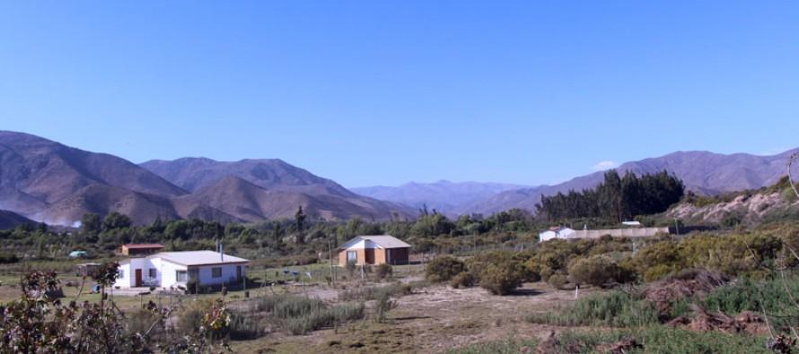 """Buscan solución a la falta de agua potable en parcelas de agrado """"Quinta del Valle"""""""
