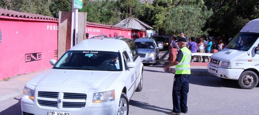 Con hondo pesar se despidieron a las tres víctimas del accidente del ingreso de Vicuña