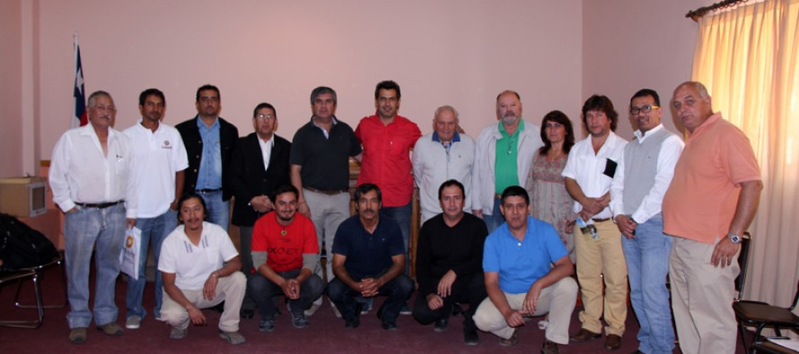 Departamento de Iglesia y comuna de Vicuña trabajan en la integración del turismo