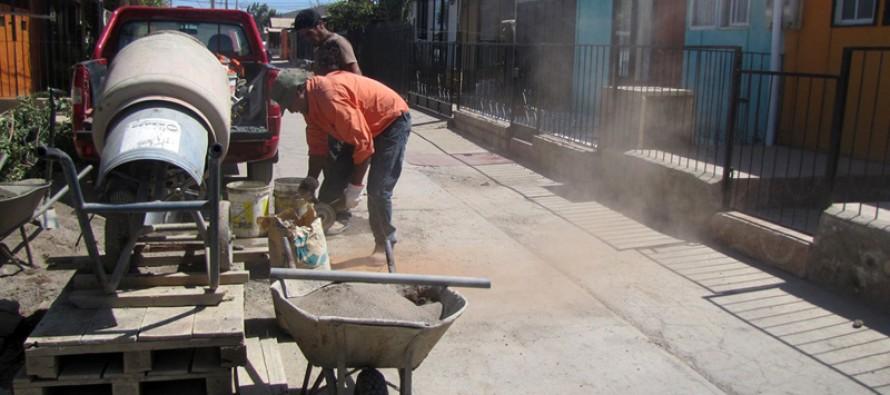 Minvu reparará 66 viviendas de Vicuña aumentando su plusvalía y seguridad
