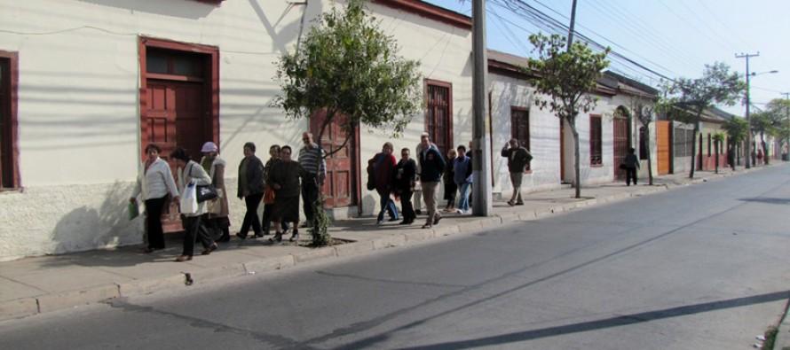 Entregan resolución donde se oficializa mejoramiento de fachadas de calle Almagro
