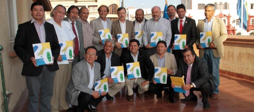 Consejeros Regionales dejan sus cargos satisfechos del deber cumplido  con el desarrollo de la región
