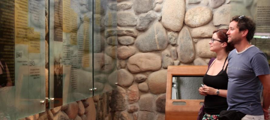 Museo Gabriela Mistral fue el tercero más visitado a nivel nacional el 2013