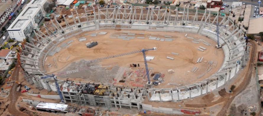 Estadio La Portada será analizada en sesión del próximo lunes del CORE