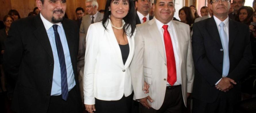 Hanne Utreras Peyrin asume como Intendenta de la Región de Coquimbo