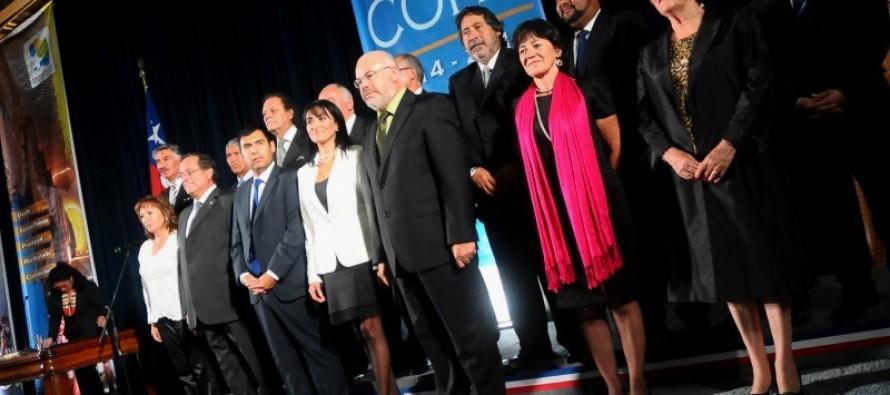 Asumen nuevos Consejeros Regionales para el período 2014-2018