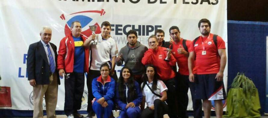 Vicuña se convierte en epicentro del levantamiento de pesas a nivel nacional