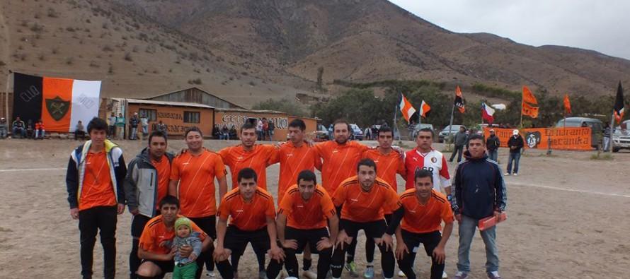 ANFUR comienza su competencia 2014 con apoyo de la municipalidad de Vicuña
