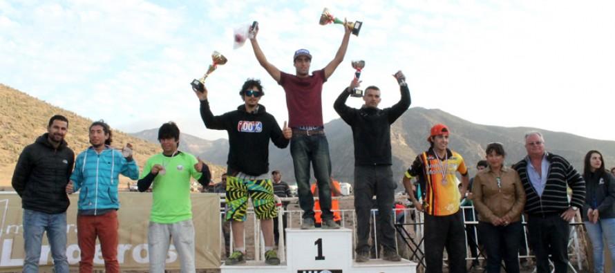 A Copiapó se fue el primer lugar del súper experto del Zonal Norte de Motos Enduro