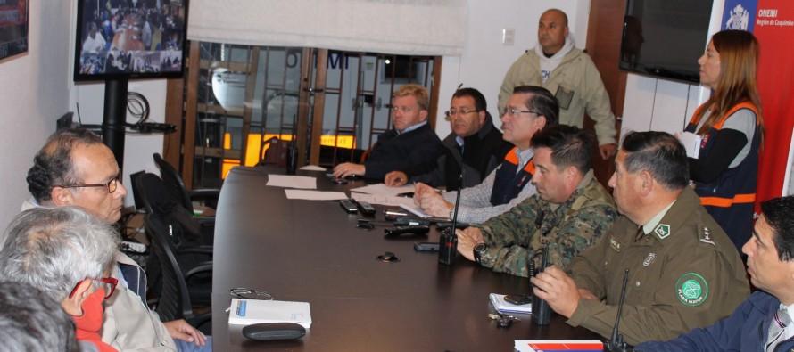 Comité de Emergencia informa que habrá clases normales en la región