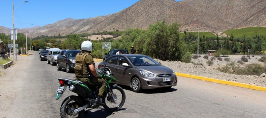 En un 14% aumentaron los ingresos en los permisos de circulación 2014 en Vicuña