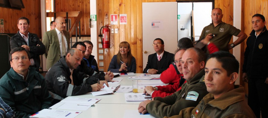 Con éxito se desarrolló primera reunión bilateral de análisis fronterizo