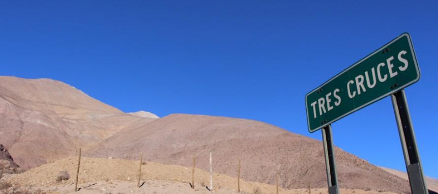 Versiones contrarias se generan con la firma de compromiso en Parque Paleontologico de Tres Cruces