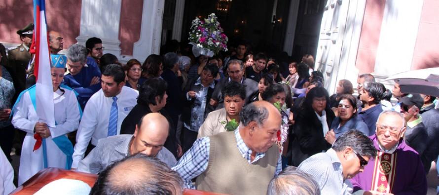 Diaguitas despidió con una masiva misa a las tres víctimas del accidente
