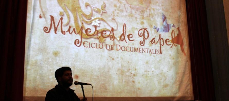 """Invitan a participar en el segundo ciclo de documentales """"Mujeres de Papel"""" de Vitral"""