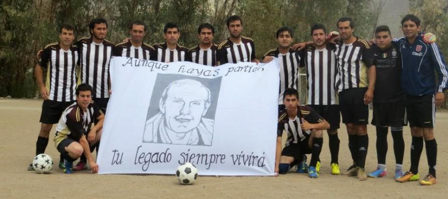 Continúa ANFA de Vicuña con sentido homenaje al ex jugador de Juventus Carlos Munizaga Miranda