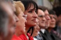 Presidenta Bachelet valora trabajo y gestión de la Intendenta Hanne Utreras