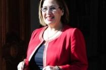 """Senadora Muñoz: """"Como PPD regional seremos fieles al programa de la Presidenta Bachelet"""""""