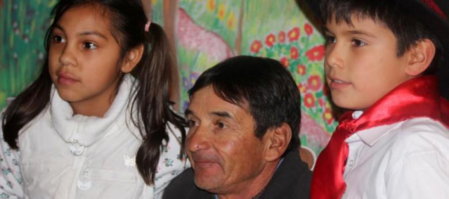 Este jueves se celebra el Día del Padre en los gimnasios municipales de Vicuña y Paihuano