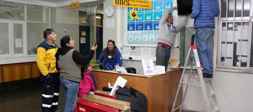 Familia Torres se pone a tono con el mundial y hace donación de 10 televisores para el hospital