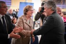 Consejeros regionales acompañan a Ministro de Educación en encuentro con la ciudadanía