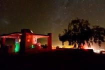 Mamalluca atractivo turístico y científico que conecta a los visitantes con el infinito cielo
