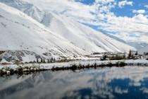 La nieve el nuevo atractivo del Valle del Elqui