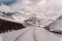 Paso Agua Negra cerrado por nevadas