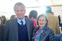 """Senadora Muñoz """"la Reforma Educacional no tiene fantasmas ni decisiones de terror"""""""