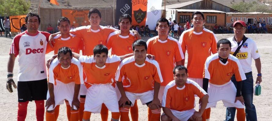 Unión Pisco y Arauco son los punteros en el ANFUR de Paihuano