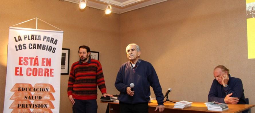 En el Museo Gabriela Mistral de Vicuña se analizó la actual situación del agua y el cobre