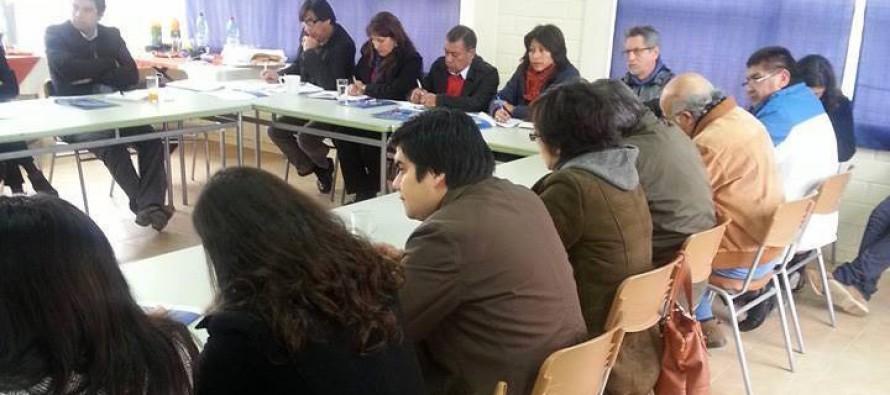Paihuano participa en Comisión de Educación y Salud realizada en Río Hurtado