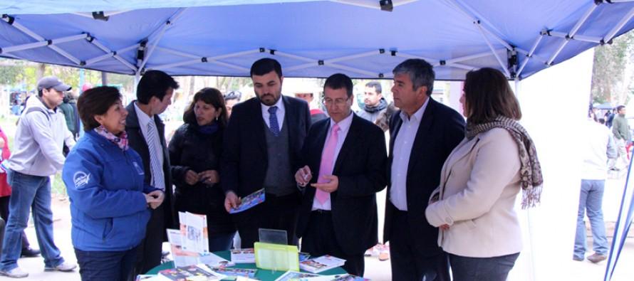 Gobierno en Terreno atendió las solicitudes e inquietudes de los vecinos vicuñenses