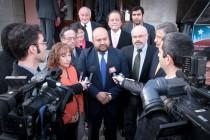 José Montoya es elegido el nuevo presidente del Consejo Regional