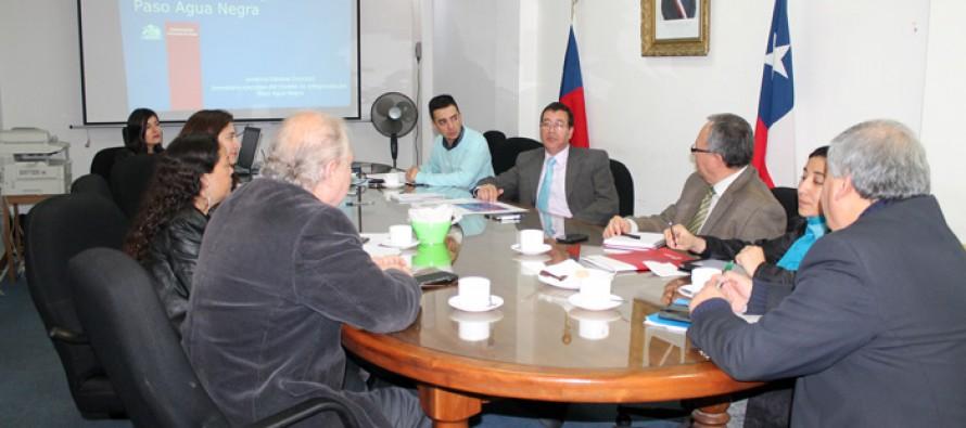Comité de alcaldes de Agua Negra continúa con el seguimiento de los compromisos adquiridos